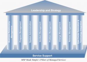 MSP Pillars